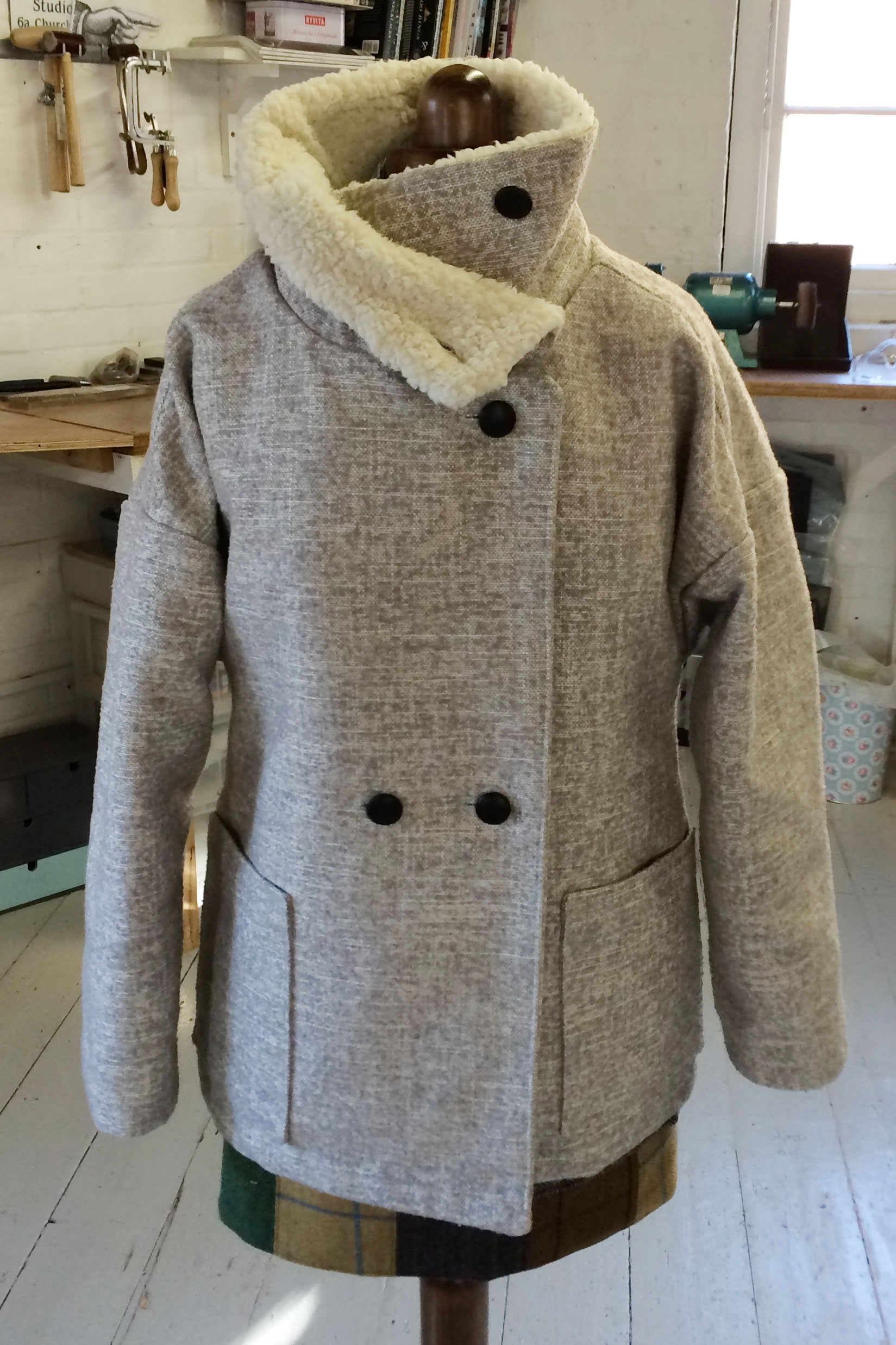 coat-finished
