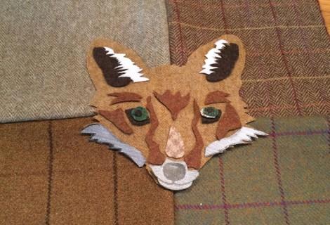 Fox cushions