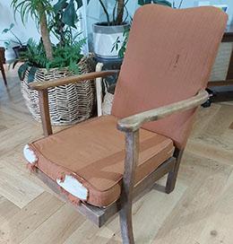 Testimonial Mags Chair Original