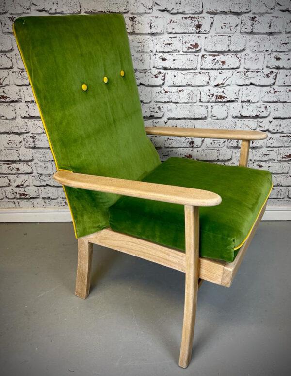 Tcc Green Highback Chair 2